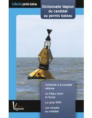 Dictionnaire Vagnon du candidat au permis bateau