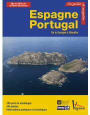 Guide Imray - Espagne Portugal