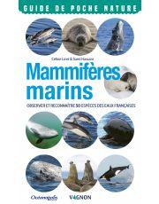 Mammifères marins. Observer et reconnaître 50 espèces des eaux françaises