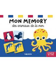 Mon memory des animaux de la mer