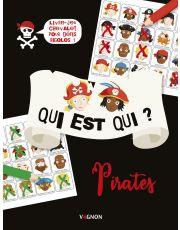 Qui est qui ? Pirates