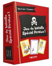 Jeu de bataille spécial pirates