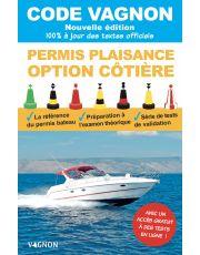 Code Vagnon 2021 - Permis plaisance - Option côtière