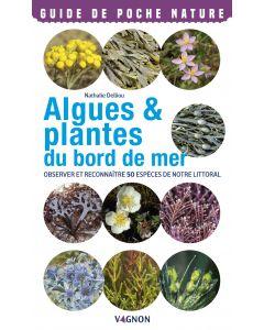 Algues & plantes du bord de mer. Observer et reconnaître 50 espèces de notre littoral