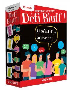 Défi Bluff : mensonge ou vérité ?