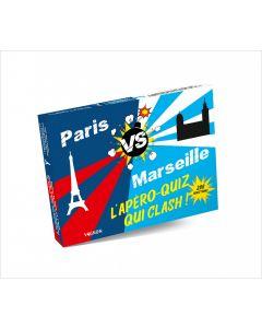 Paris VS Marseille : l'apéro-quiz qui clash !