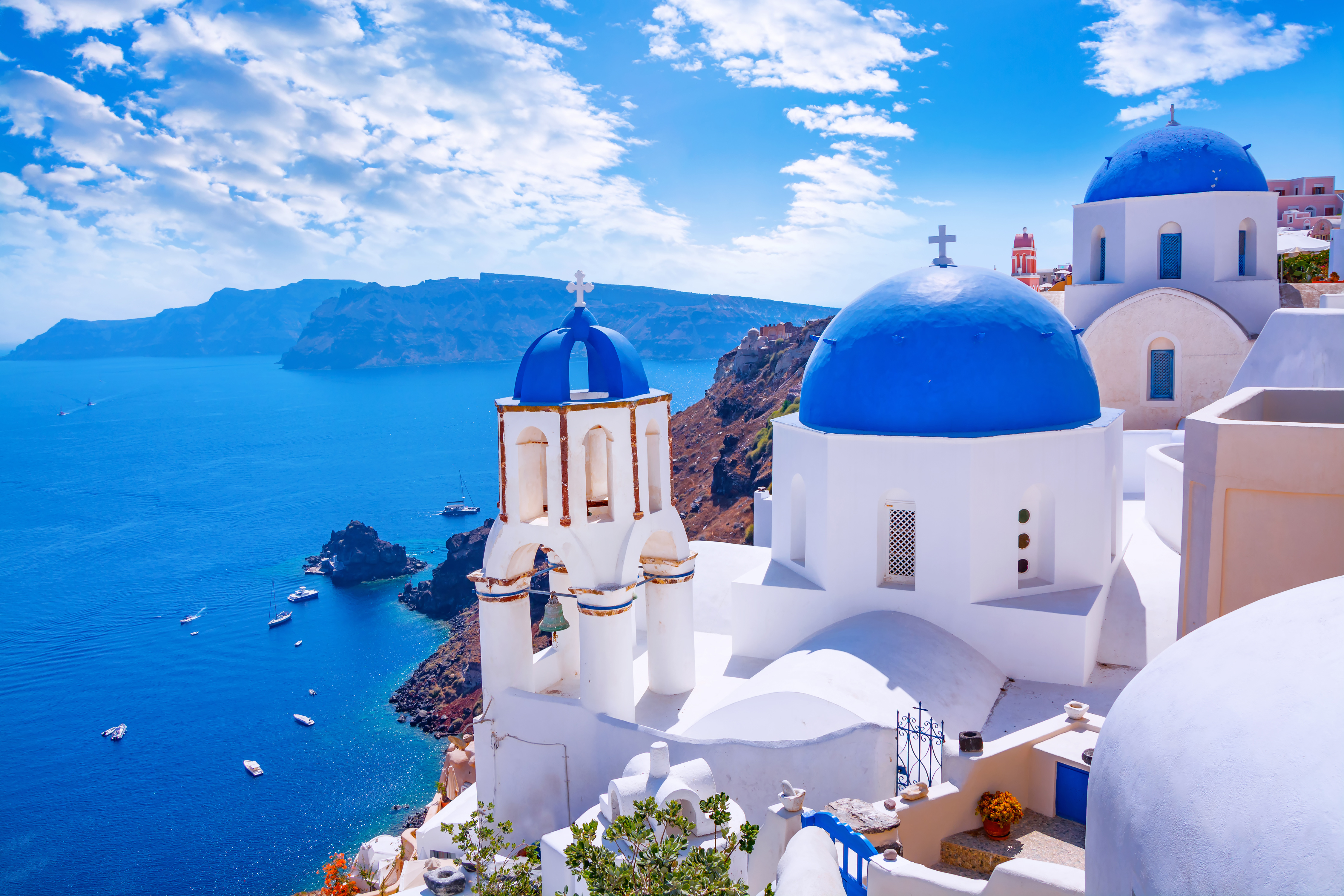 Vous et votre famille partez en croisière en Grèce ? Voici les meilleures destinations !